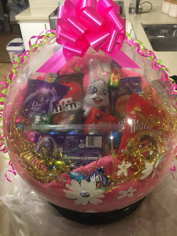 Holley Molley Choccy Easter Balloon