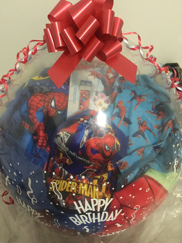 Spiderman Stuffed Balloon #01