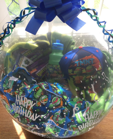 Ninja Turtles Stuffed Balloons #05