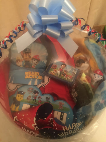Paw Patrol Boys Balloon #05