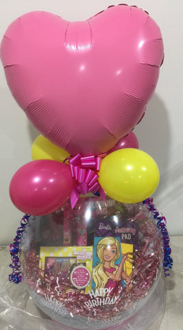 Barbie Stuffed Balloon #02