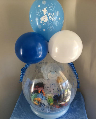 Baby Boy Balloon #24