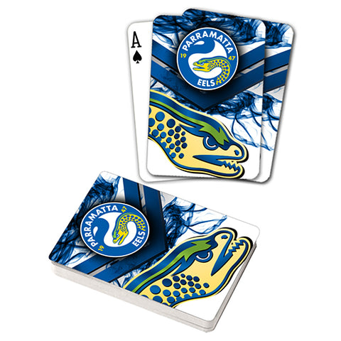 Eels Nrl Set Of Playing Cards