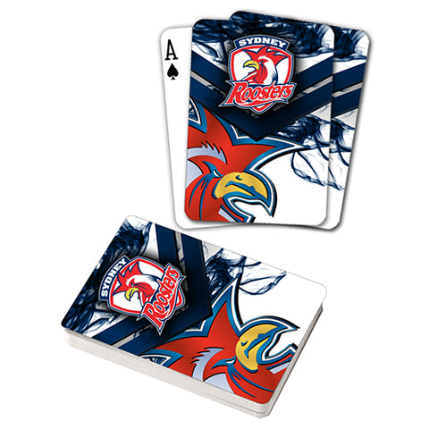 Roosters Nrl Set Of Playing Cards