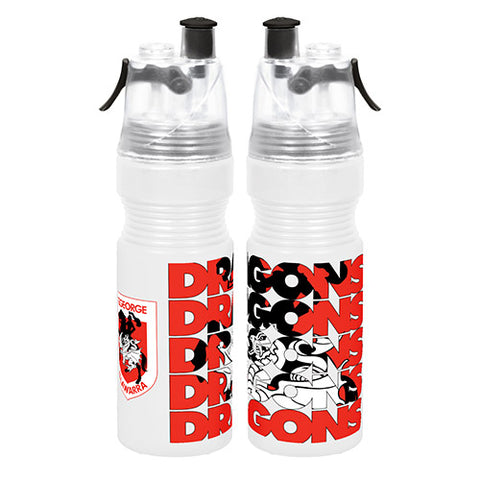 Dragons Nrl Drink Bottle