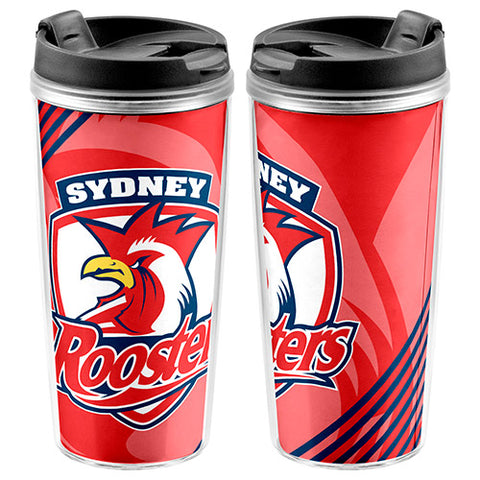 Roosters Nrl Travel Mug