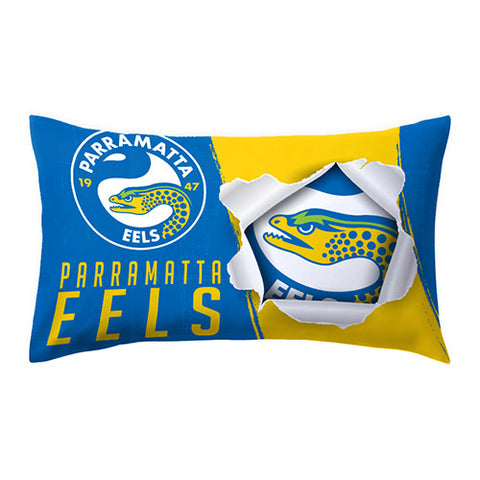 Eels Nrl Pillow Case