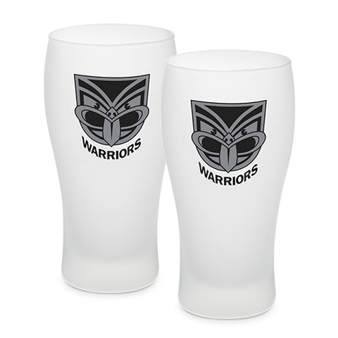 Warriors Nrl Glass