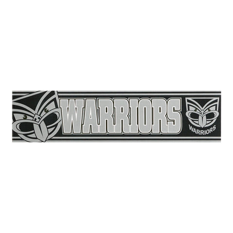 Warriors Nrl Bumper Sticker