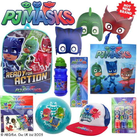 Pj Masks Gift Bag
