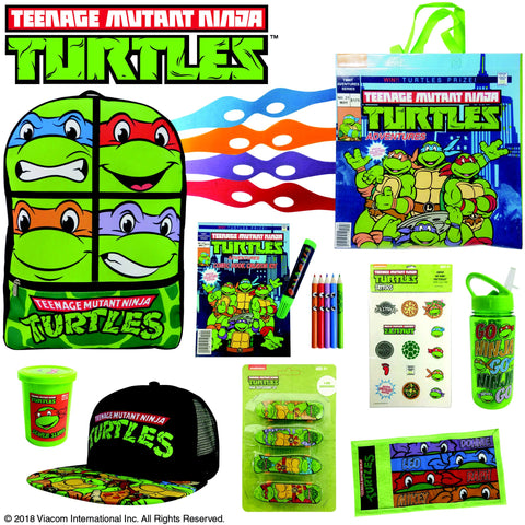 Ninja Turtles Gift Bag