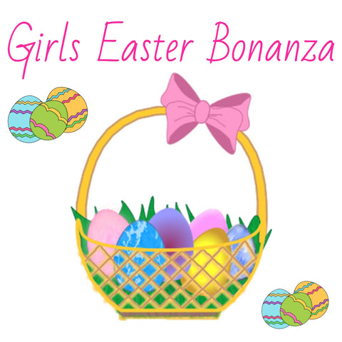 Girls Easter Bonanza Balloons