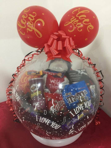 Valentine's Day Gift Card Delight Balloon
