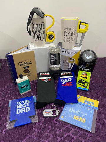 Fathers Day Bundle of Items