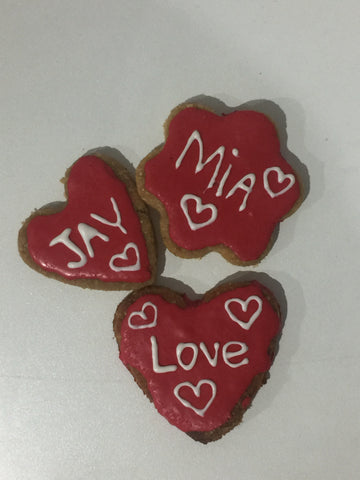 Personalised Dog Cookie