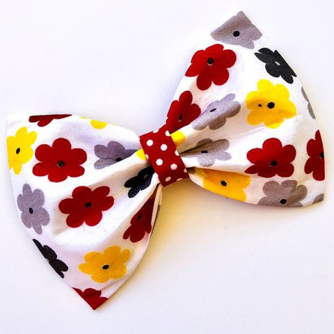 Blooming Flower Bow Tie