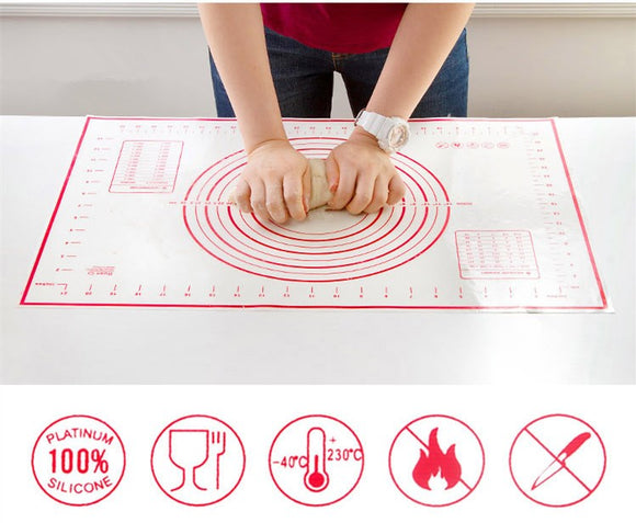 Silicone Pizza Dough Maker