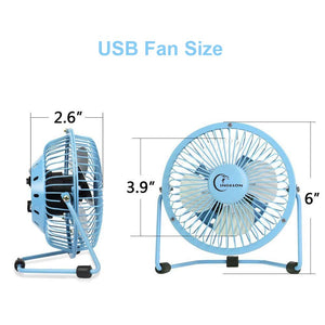Mini USB Table Desk Fan