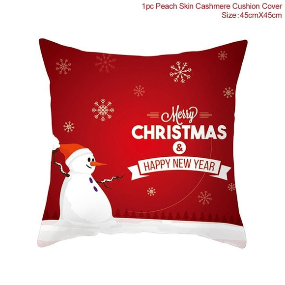 Red Santa Christmas Home Decor