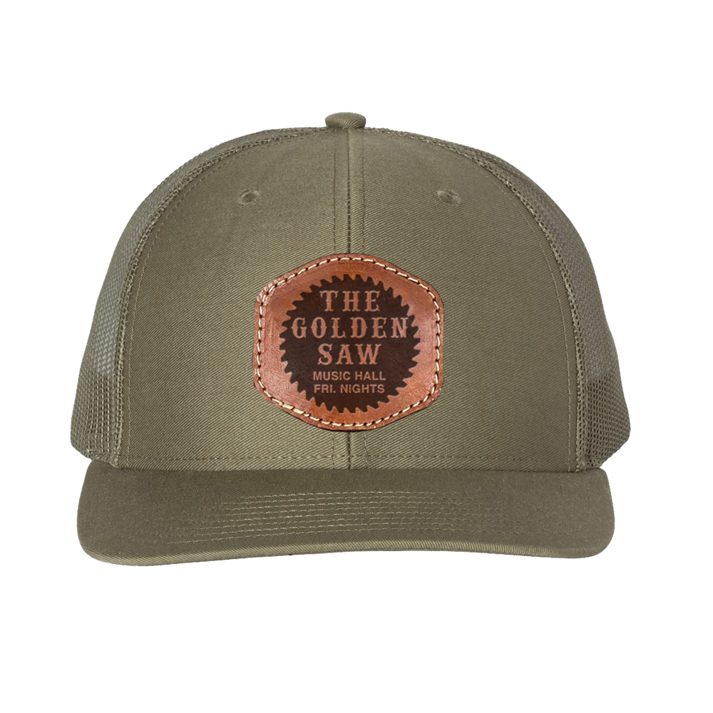 The Golden Saw Hat - Loden