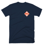 War Eagle Navy T-shirt