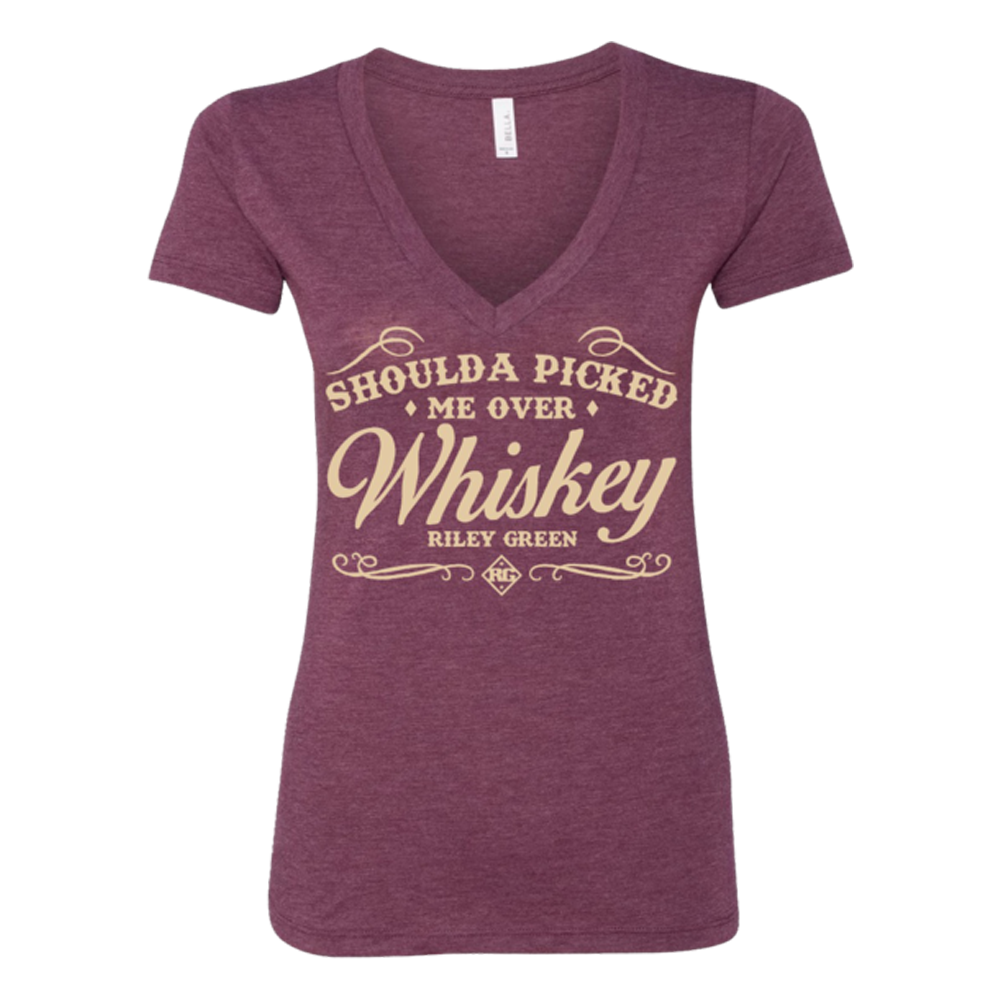 Women's Shoulda Picked Me T-shirt