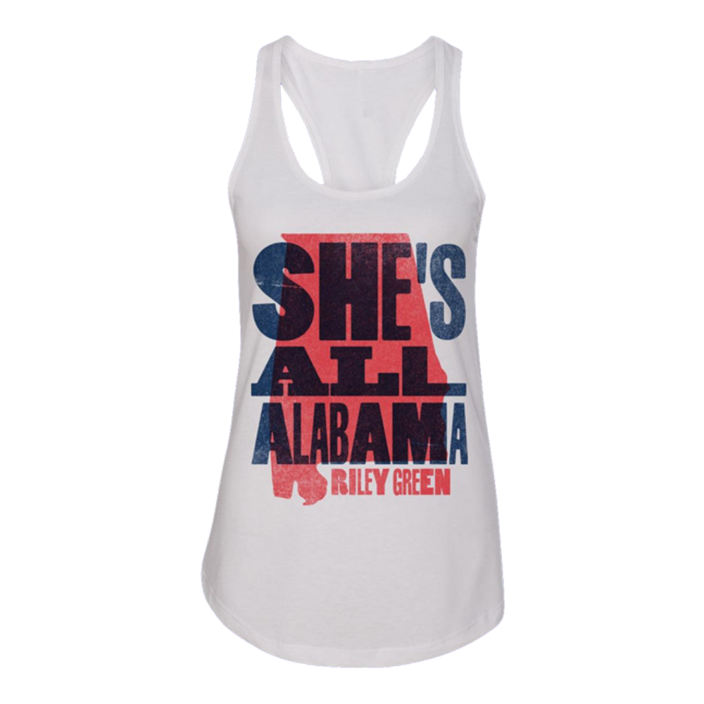 She's All Alabama Tank