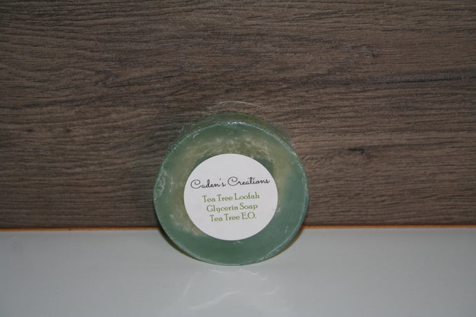 Tea Tree Loofah