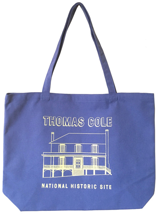 Cole House Tote Bag