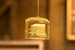 Cole House Holiday Ornament