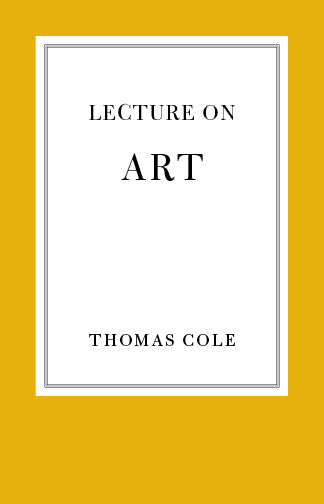 Lecture on Art