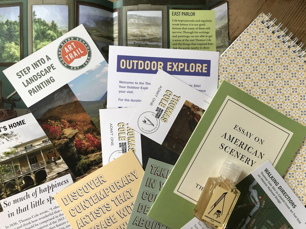 Members' Outdoor Explore Kit (Basic)  FRIDAY JULY 10