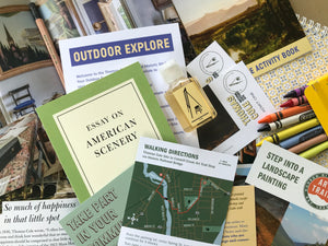 Members' Outdoor Explore Kit (Family) SATURDAY JULY 11