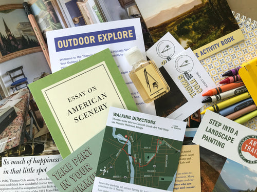 Members' Outdoor Explore Kit (Family) SUNDAY JULY 12