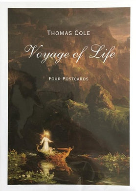 Voyage of Life Postcard Set