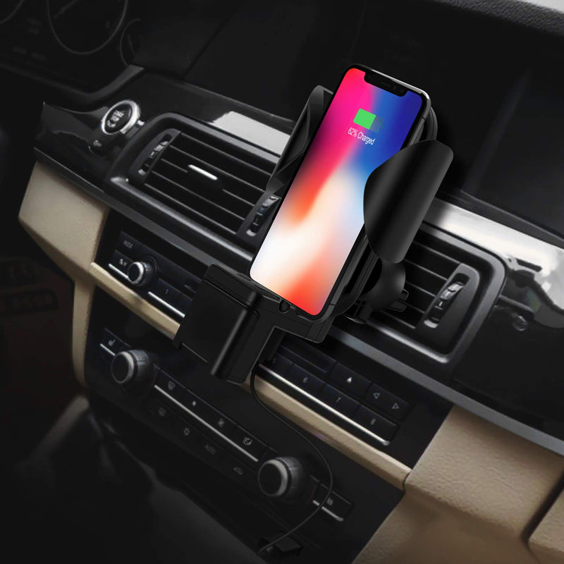 3 in 1 Wireless Car Charger