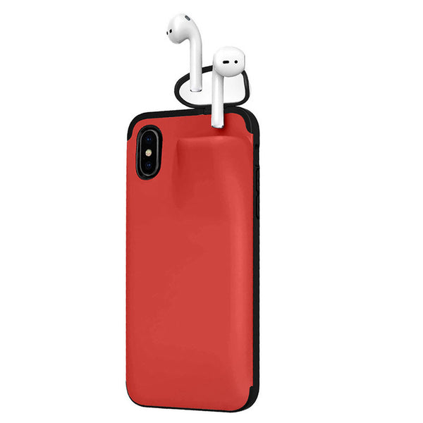 PodCase - The 2 in 1 iPhone & Airpod Case