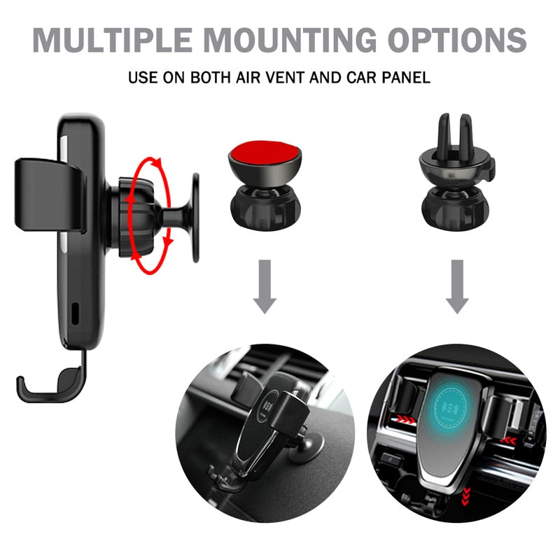 SimpleCharge - Car Holder/Charger