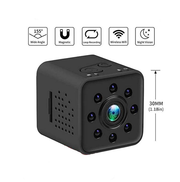 OMNI PRO: Mini Wifi 1080P Camera | KEEP AN EYE ON WHAT YOU CARE MOST ABOUT!