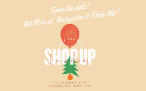 the ShopUp with Babyccino in London - 1st & 2nd December