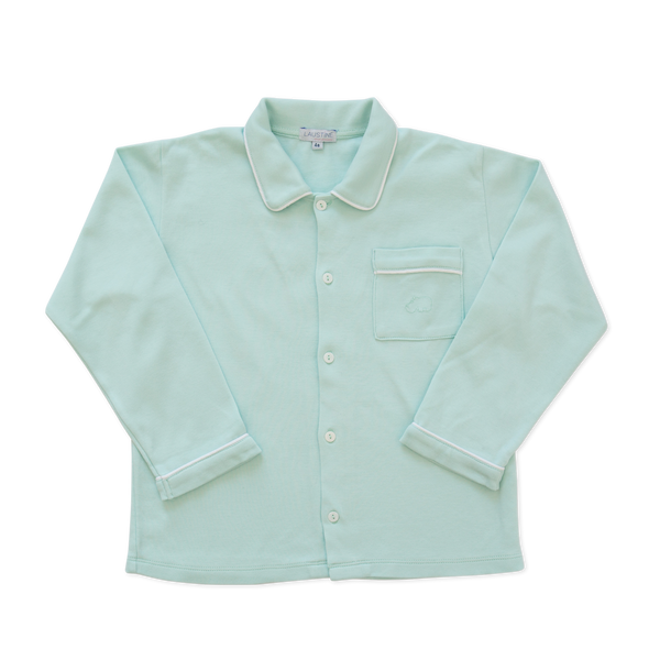 victor - pastel green