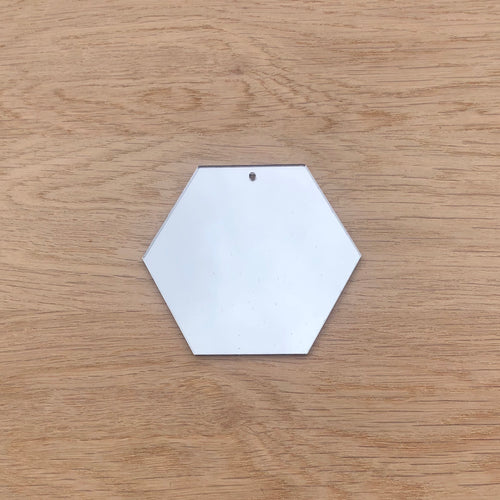 Acrylic Hexagon Blanks