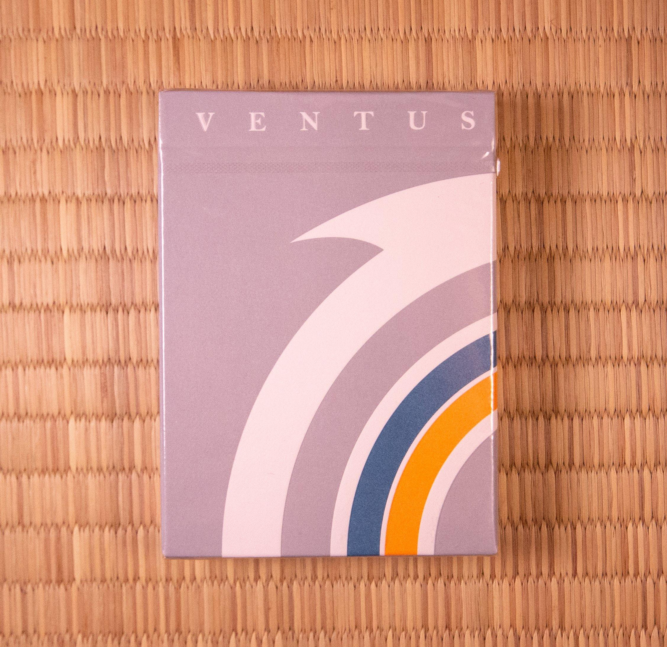 Ventus Contra Edition Playing Cards | lotusinhand | Deckita Decks UK