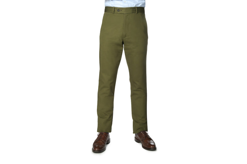 Everyday Chino in Olive