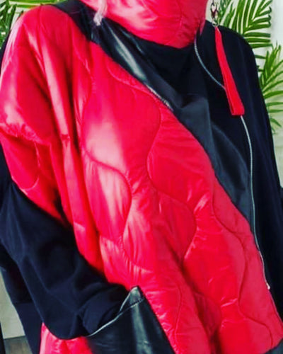 Red label fashion jacket