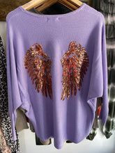 Load image into Gallery viewer, Angel wing knitwear