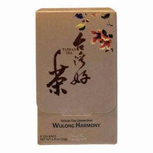 Oolong Harmony teabags - Blend of Tung Ting roast and High Mountain fragrance