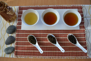 """New-Style Taiwan Oolong"" Sampler"
