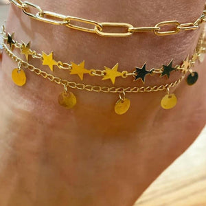 Summer Means Anklets - Down 2 Earth