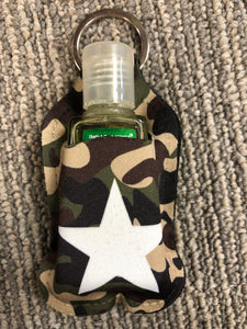 Star Hand Sanitizer Holder